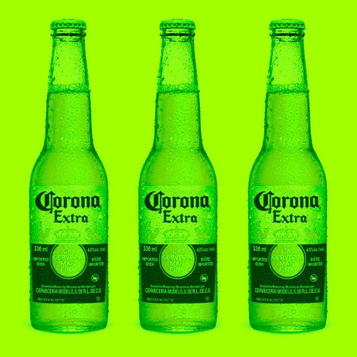 corona biere cannabis