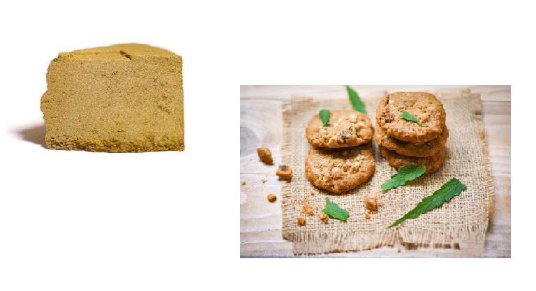 Le hash en tant qu'ingrédient culinaire 1