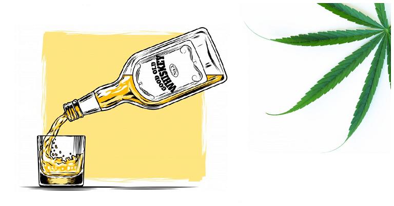 le CBD pourrait réduire la consommation d'alcool