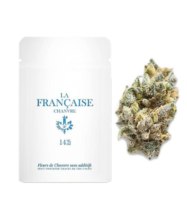Fleurs CBD La Française du Chanvre 1