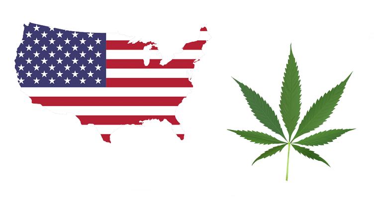 légalisation du cannabis récréatif aux etats-unis