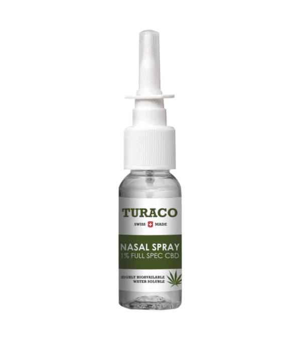 Spray Nasal CBD 1