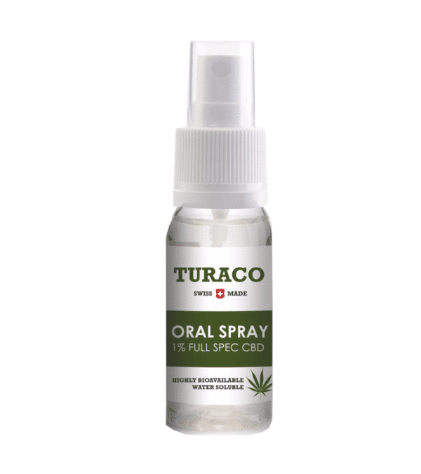 Spray Oral CBD Nature 1