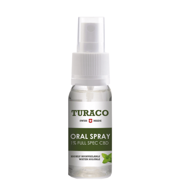 Spray Oral CBD Menthe Verte 1