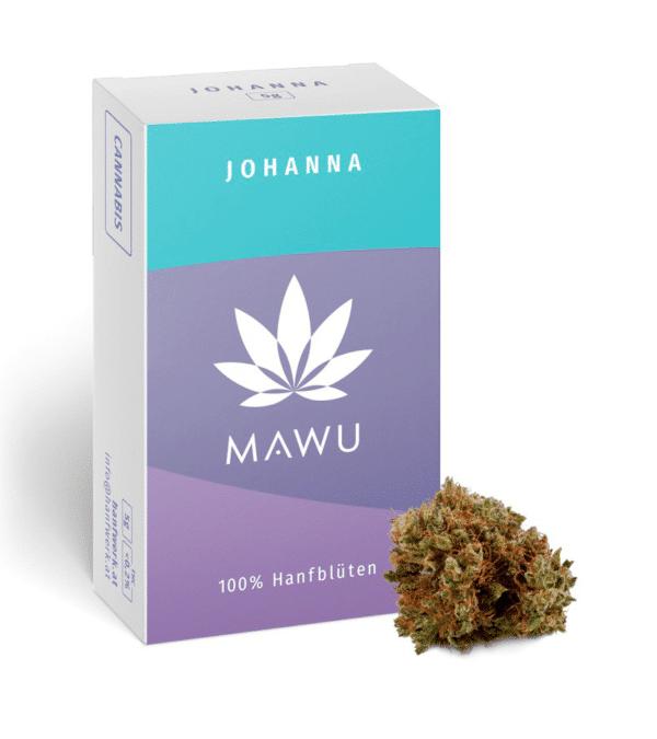 Fleurs CBD Johanna 2