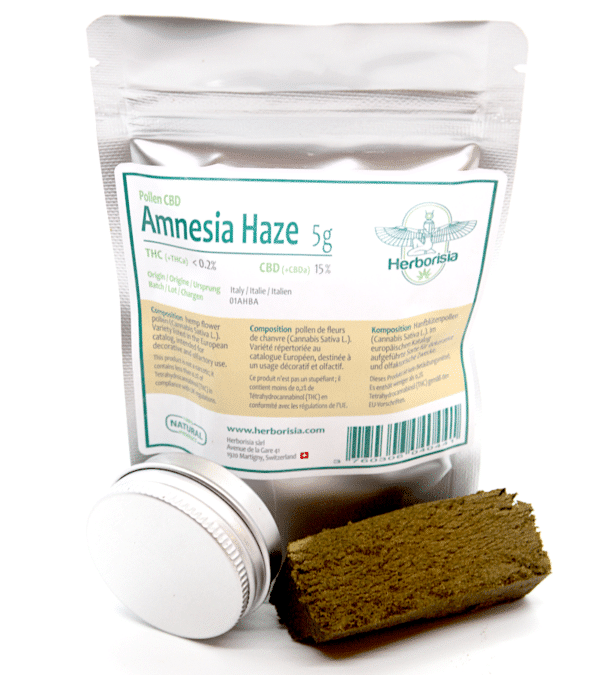 Pollen CBD Amnesia Haze 3