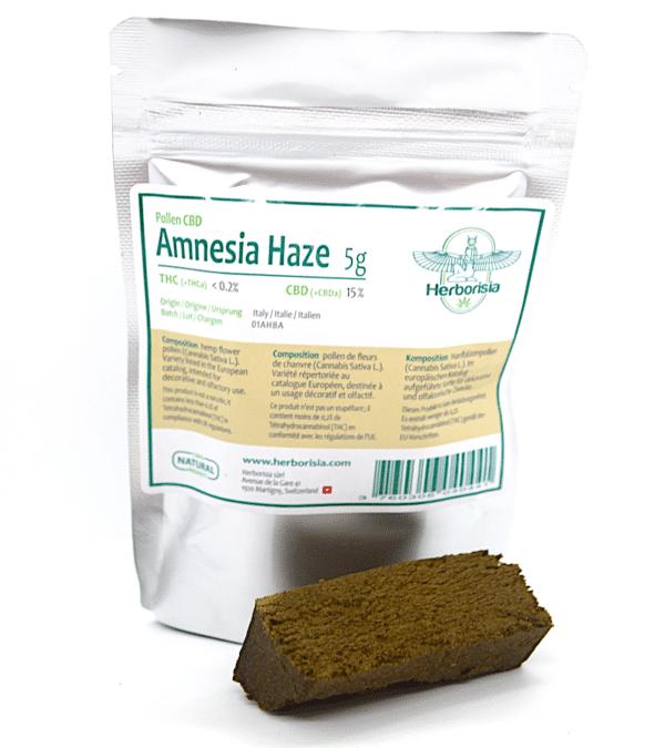 Pollen CBD Amnesia Haze 4