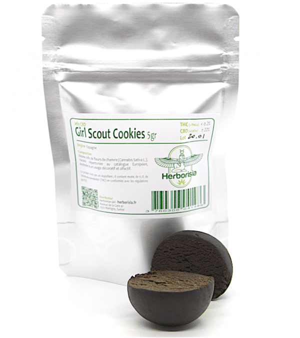 Jelly Hash CBD Girl Scout Cookies 3
