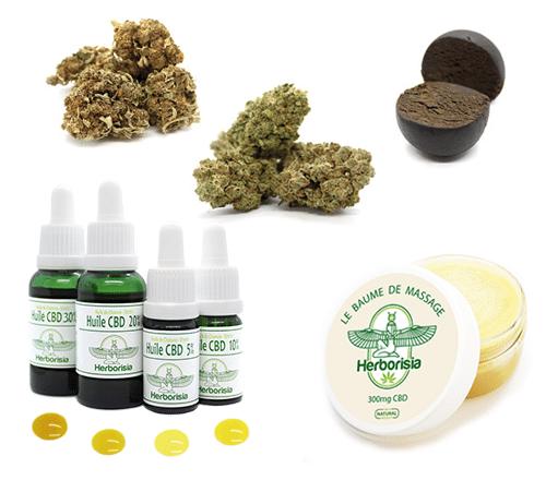 A propos d'Herborisia, CBD shop 1