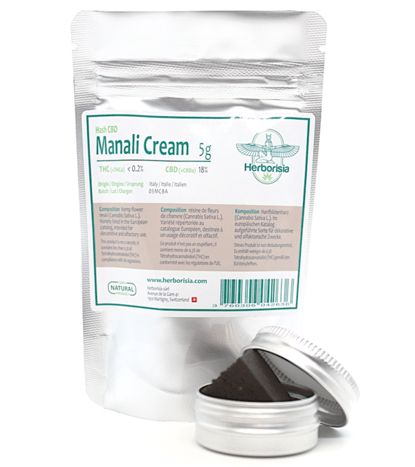 Hash CBD Manali Cream 4