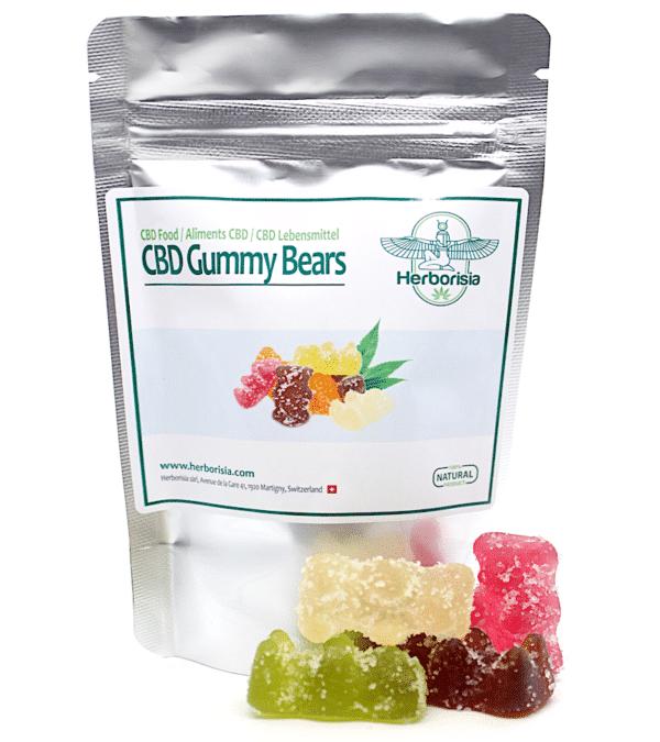 CBD Gummy Bears 3