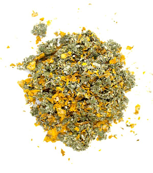 "Substitut au tabac ""Ida Verba"" - mélange Framboisier & Bouillon Blanc 2"