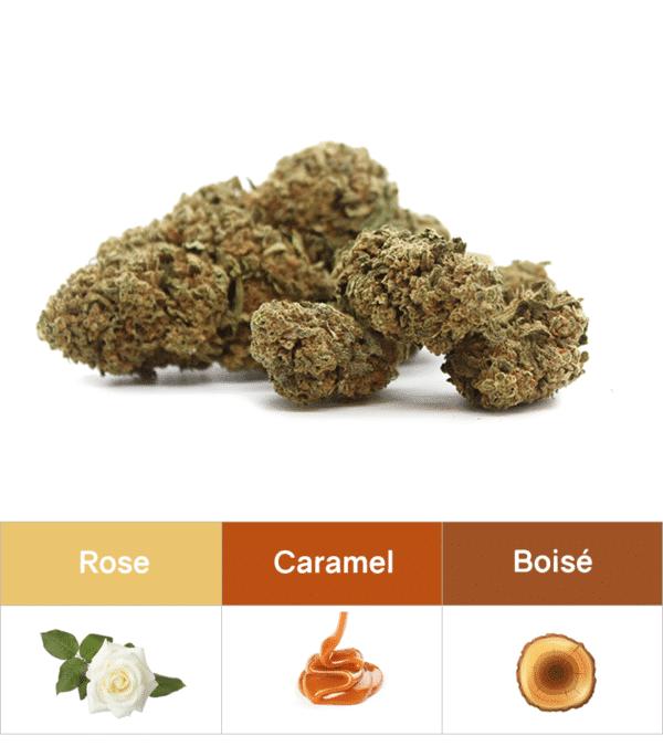 Fleurs CBD Cannatonic 1